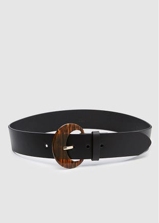 Chunky Buckle Belt