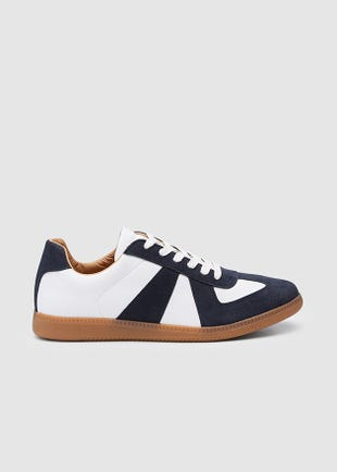 Men's Two Tone Sneakers
