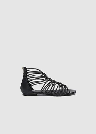 Gladiator Ankle Sandals