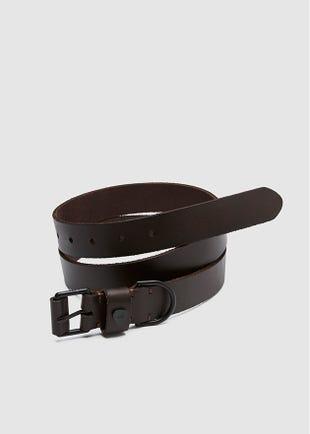 Rustic Leather Belt