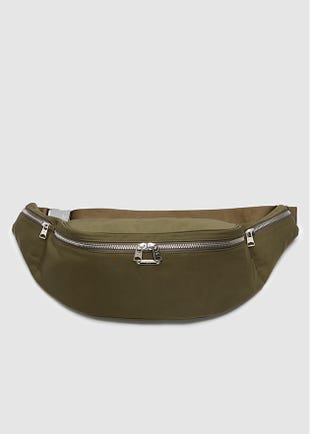 Secret Zip Belt Bag