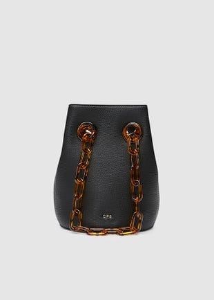 Acrylic Bucket Bag