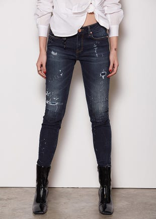 Cropped Kate Jeans
