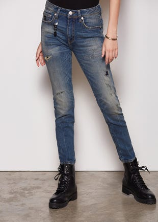 Bleached Kate Jeans