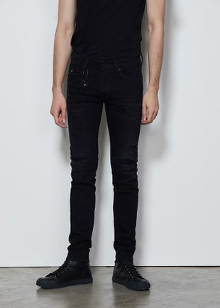 Super Skinny Black Jeans