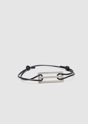 Mixed Materials Bracelet