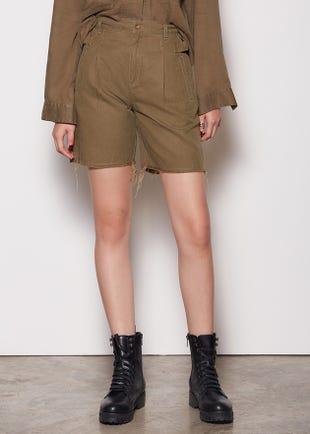 Cutoff Utility Shorts