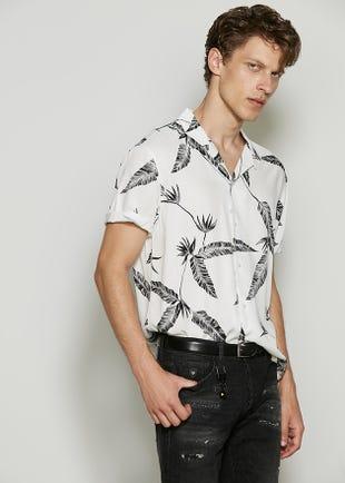 Island Leaves Resort Shirt