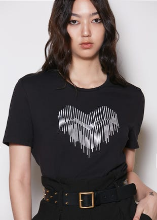 My Heart Graphic Tee
