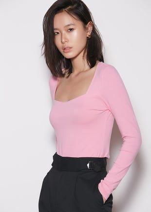 Pink Sweetheart Tee