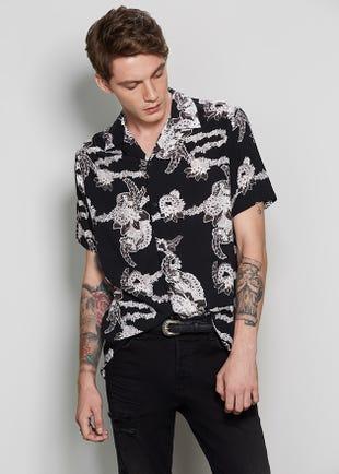 Garland Resort Shirt