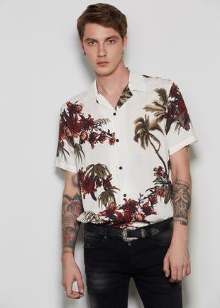 Say Aloha Resort Shirt