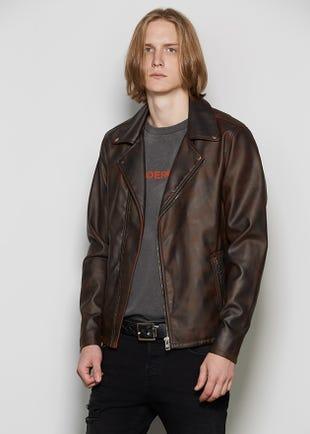 Rusted Biker Jacket