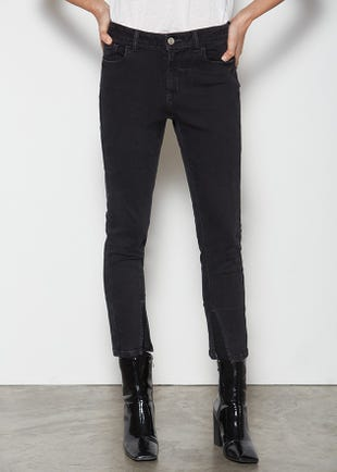 Women Cropped Kate Jeans