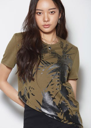 Shadow Palm Graphic Tee