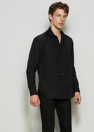 Round Bib Shirt