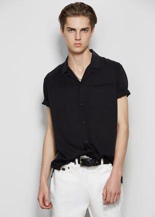 Solid Resort Shirt