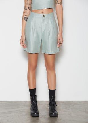 Summer Linen Shorts