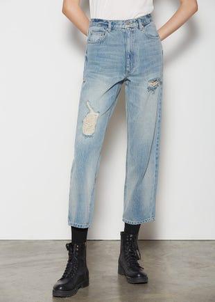 Loose Fit Kristina Jeans
