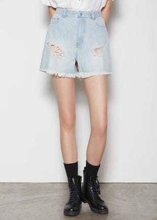 Wide Leg Miranda Shorts