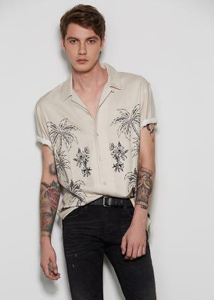 Palm Tree Resort Shirt