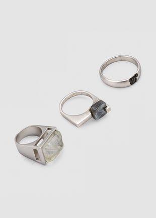 Industrial Ring Set