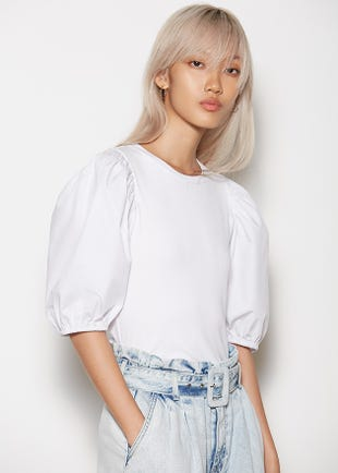 Extreme Puff Sleeve Top