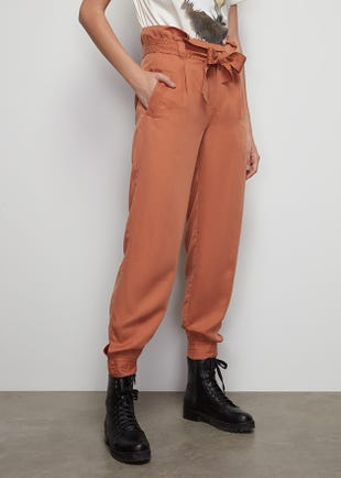 Ankle Snap Trousers