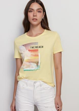The Beach Tee