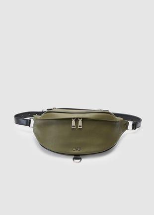 Top Handle Belt Bag