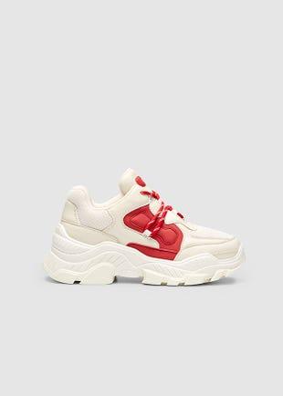 High Chunky Sneakers