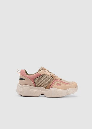 Low Chunky Sneakers