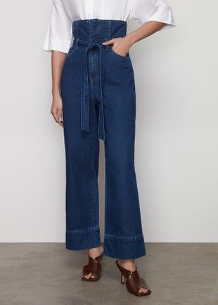 Ultra High Waist Jeans