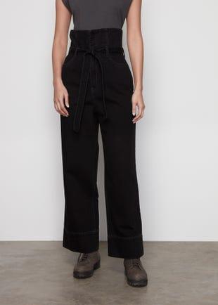 Black Ultra High Waist Jeans