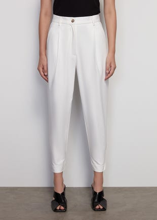 Ankle Strap Trousers