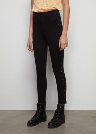 Studded Trousers