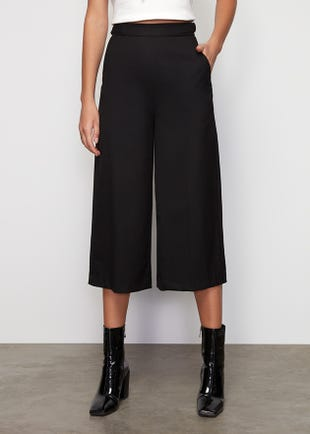 Side Strap Culottes