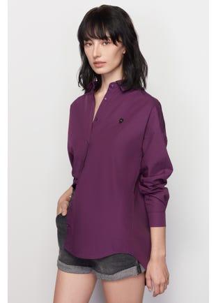 Symbolic Oversized Shirt