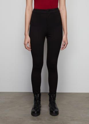 Black Bodycon Jeans
