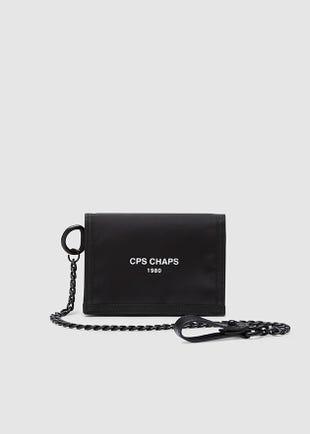 Chain Wallet-black