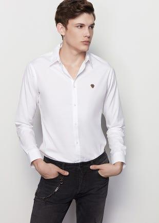 Symbolic Poplin Shirt