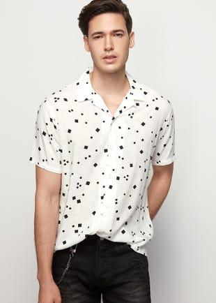 Squares Resort Shirt