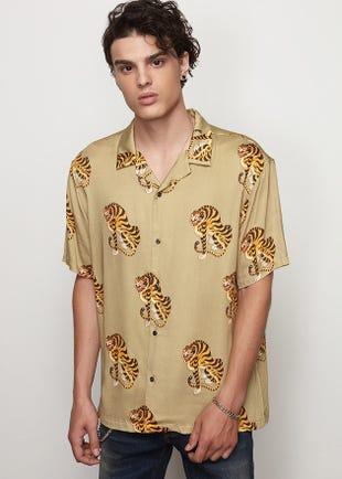 Crouching Tiger Resort Shirt