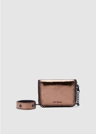Chain Strap Wallet