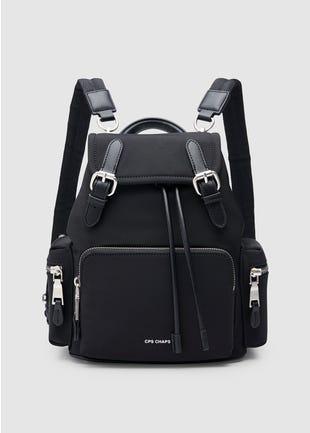 Mini Flap Backpack