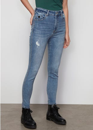 Organic Super Skinny Jeans