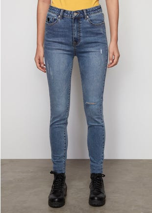 Organic Skinny Jeans