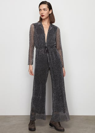 Sheer Jumpsuit