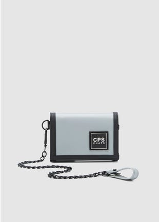 Grey Chain Wallet