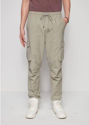 2-Pockets Cargo Pants
